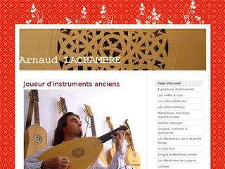 Engagé depuis quelques années sur le chemin de la Musique Historique Arnaud au travers de son site perso vous fera une brillante démonstration de ce que les musique anciennes on de mieux.