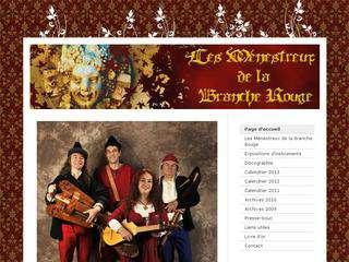 Les Ménestreux de la Branche Rouge, un ensemble de musique ancienne (médievale et Renaissance), qui vous emporte dans un univers haut en couleurs, celui du Moyen âge finissant