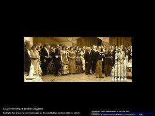 AGIR XIX amicale des groupes internationaux de reconstitution du XIXème siecle