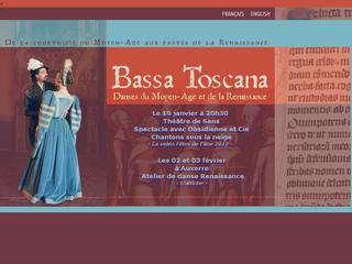 Bassa Toscana : De la courtoisie du Moyen - Age aux fastes de la Renaissance